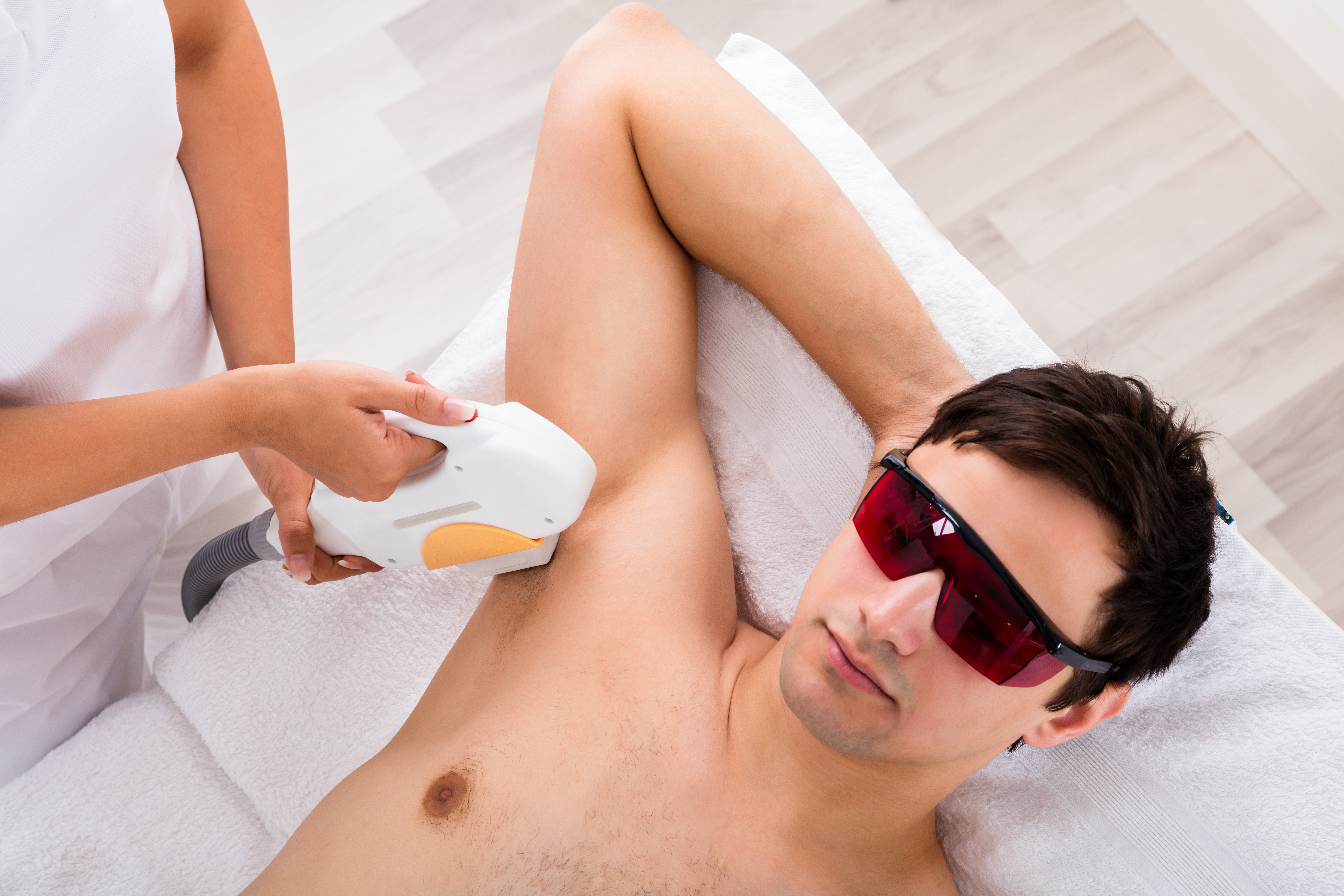 Is hair removal safe
