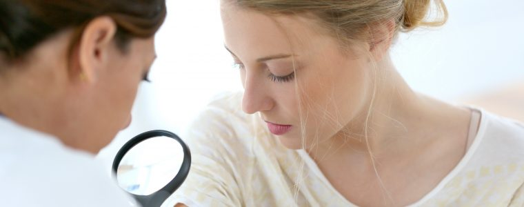 skin exams and mammograms cancer link